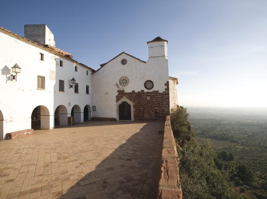 Santuario de la Mare de Déu de la Roca  (Miguel Raurich)