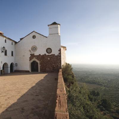 Heiligtum der La Mare de Déu de la Roca  (Miguel Raurich)