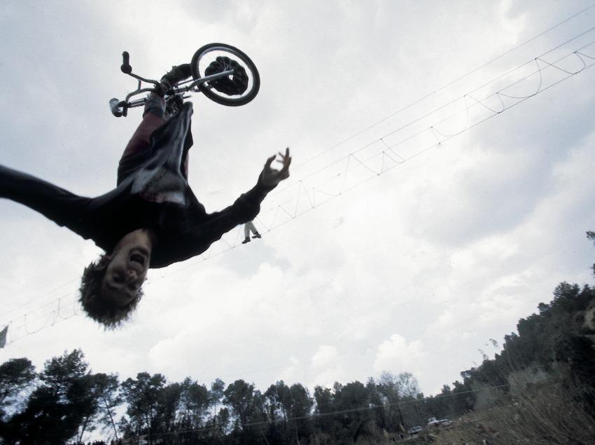 Adventure sports fair. Free Style bike circuit  (Daniel Julián)