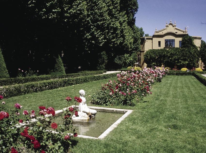Parque de los Campos Elíseos  (Miguel Raurich)