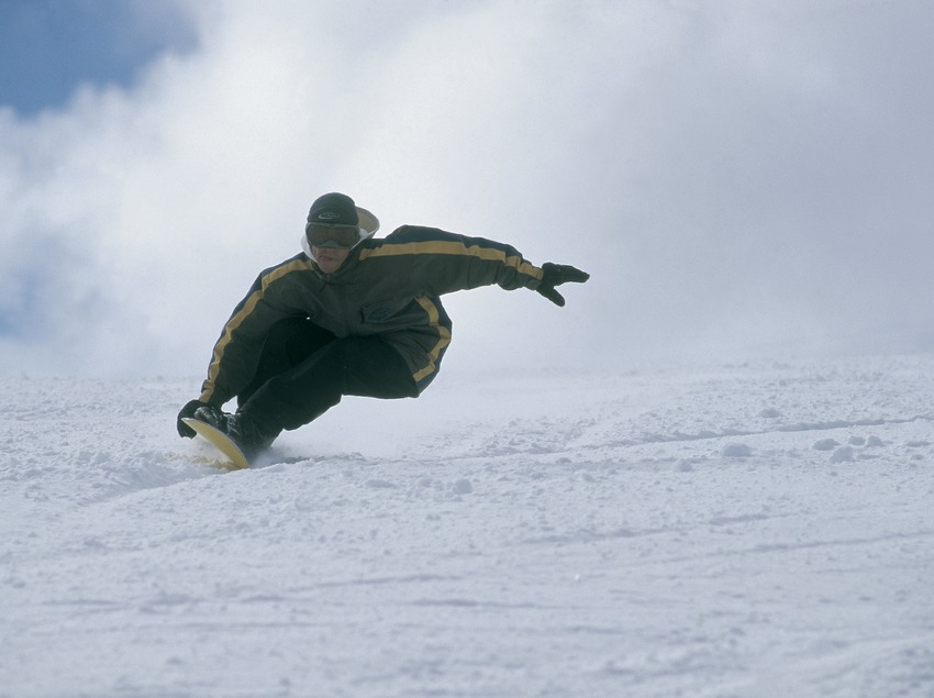 Snowboard.  (Daniel Julián)