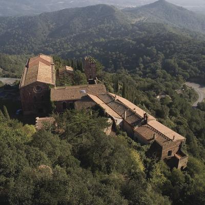 Das Kloster Sant Miquel d'Escornalbou  (Miguel Raurich)