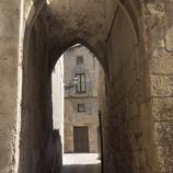 Détail d'une rue d'El Call (Quartier juif).  (Nano Cañas)