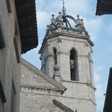 Campanar de la església parroquial  (Servicios Editoriales Georama)