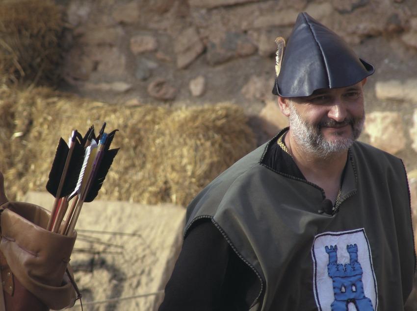 Concurso de juglares de la Semana medieval  (Servicios Editoriales Georama)