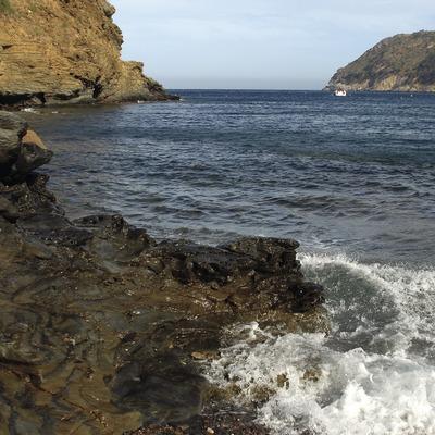 Cala Jóncols en el Parque Natural del Cap de Creus.  (José Luis Rodríguez)