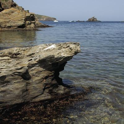 Badia de Guillola al Parc Natural del Cap de Creus.  (José Luis Rodríguez)