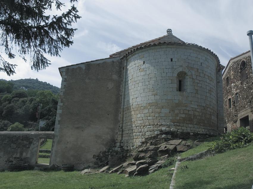 Iglesia del santuario de la Mare de Déu del Coll  (Servicios Editoriales Georama)