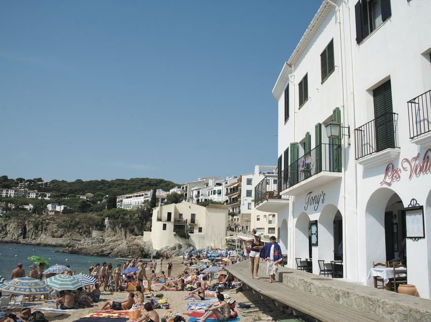Façana marítima de Calella  (Servicios Editoriales Georama)