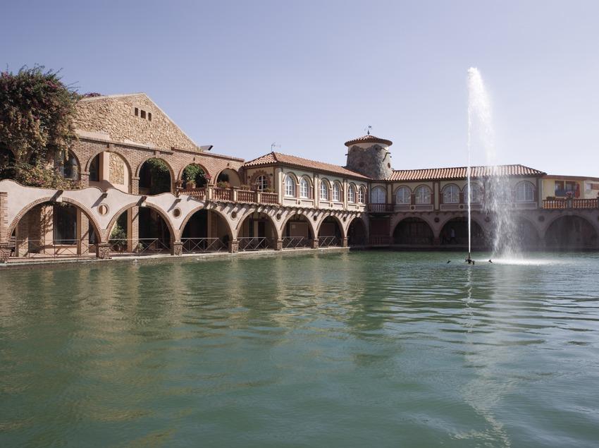 Hotel Termes de Montbrió.  (Nano Cañas)