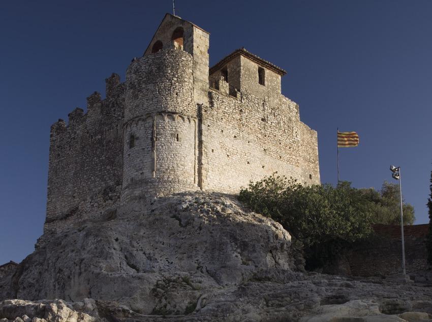 Château de Calafell.  (Nano Cañas)