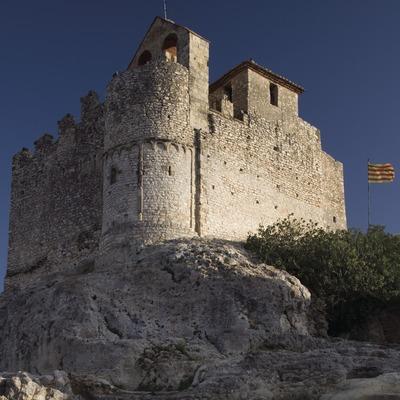 Castillo de Calafell.  (Nano Cañas)