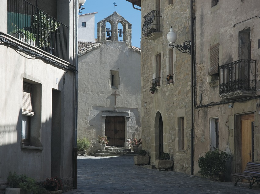 Chapel of Santa Llúcia  (Servicios Editoriales Georama)