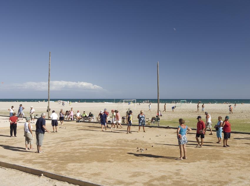 Strand von Segur de Calafell.  (Nano Cañas)