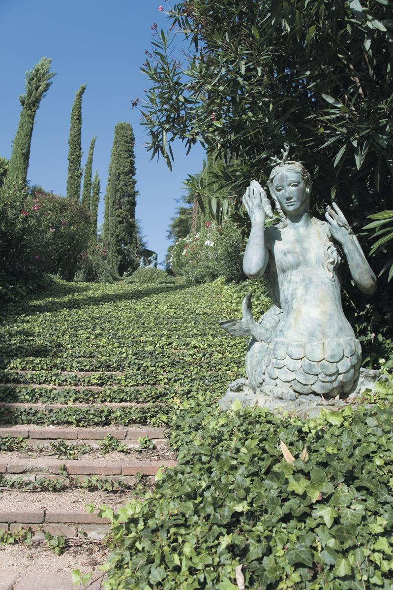 nachhaltige garten kunst skulpturen pflanzen, top 10 der gärten in katalonien - katalonien tourismus, Design ideen