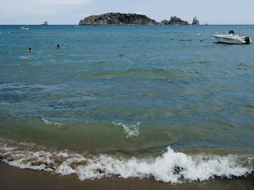 Die Medas-Inseln.