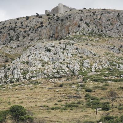 Macizo y castillo de Montgrí  (Servicios Editoriales Georama)