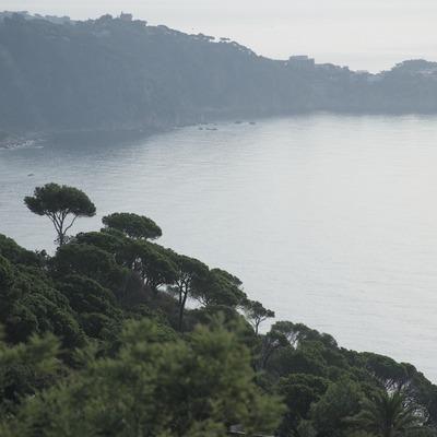 Litoral de la Costa Brava.  (Servicios Editoriales Georama)