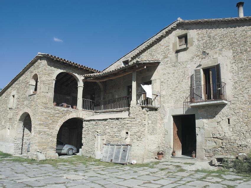 Ancestral Masia (country home)  (Servicios Editoriales Georama)