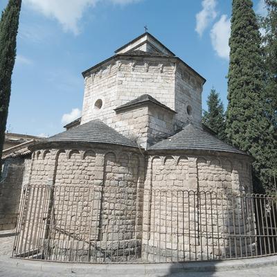 Iglesia de Sant Nicolau  (Servicios Editoriales Georama)