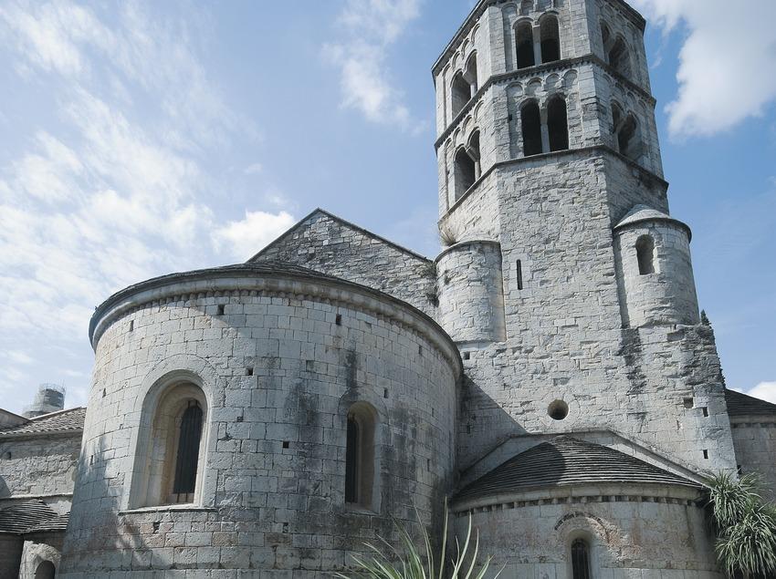 Església del monestir de Sant Pere de Galligants  (Servicios Editoriales Georama)