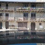 Traditional balconies in Teixeda street  (Servicios Editoriales Georama)
