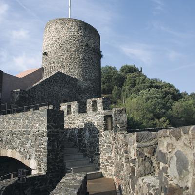 Muralla i torre  (Servicios Editoriales Georama)