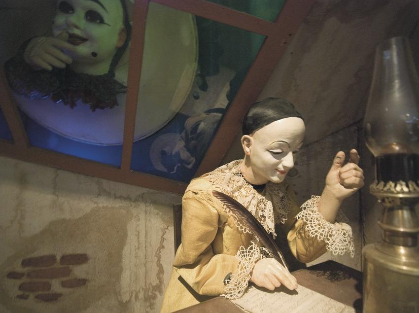 Intérieur du Musée de jouets et d'automates – Collection Mayoral  (Servicios Editoriales Georama)