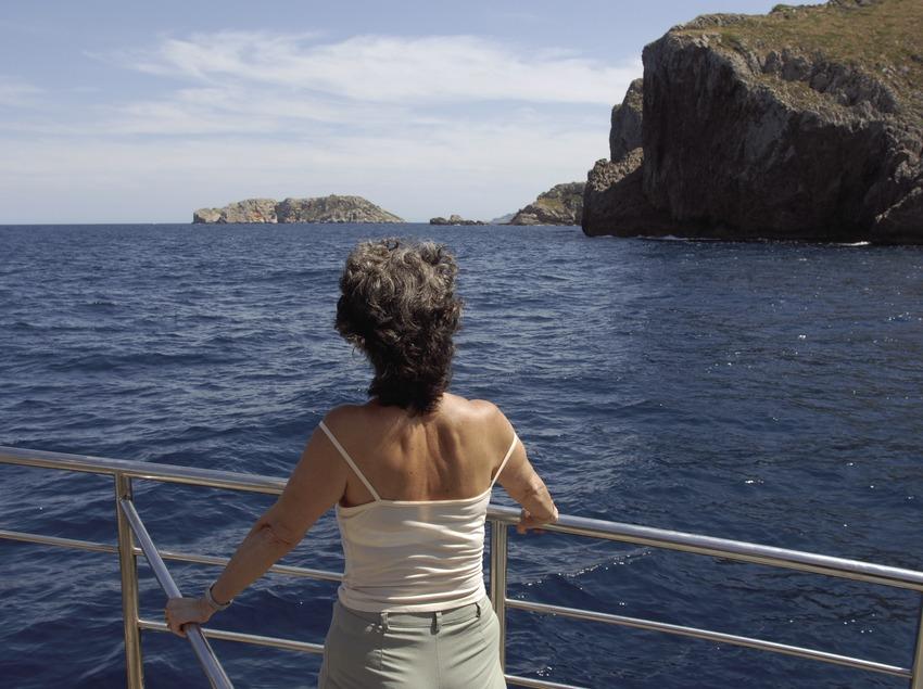 Visite de la réserve marine des îles Medes.  (José Luis Rodríguez)