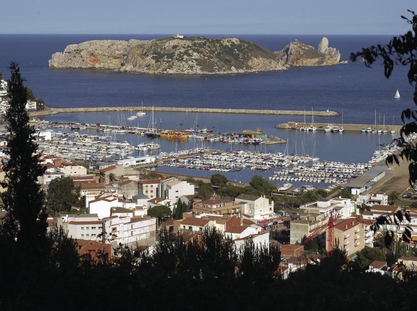 L'Estartit und das Meeresreservat der Medas-Inseln.  (José Luis Rodríguez)