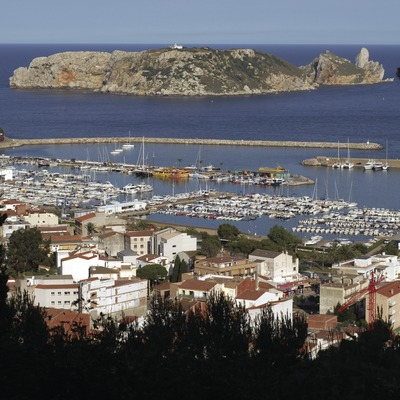 L'Estartit y la Reserva Marina de las islas Medes.  (José Luis Rodríguez)