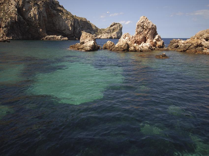 Réserve marine des îles Medes.