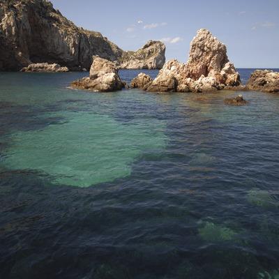 Meeresreservat der Medas-Inseln.