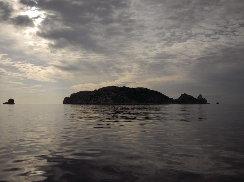 Reserva Marina de las islas Medes.  (José Luis Rodríguez)