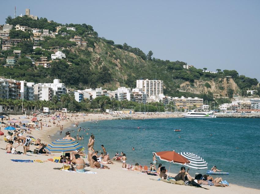 S'Abanell beach  (Servicios Editoriales Georama)