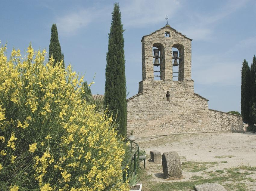 Església de Santa Margarida de la Tossa  (Servicios Editoriales Georama)