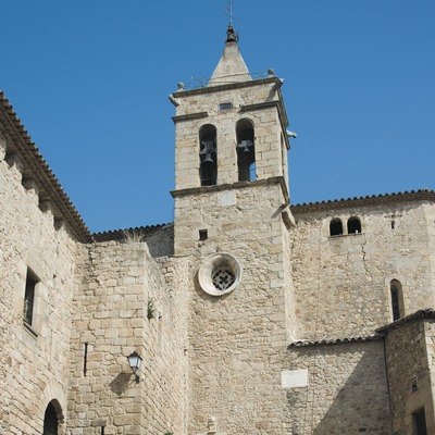 Església i castell de Benedormiens o Castell d'Aro  (Servicios Editoriales Georama)