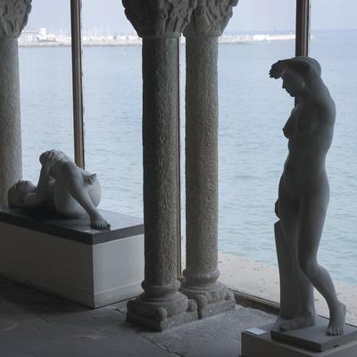 Escultures del Museu Maricel  (Servicios Editoriales Georama)