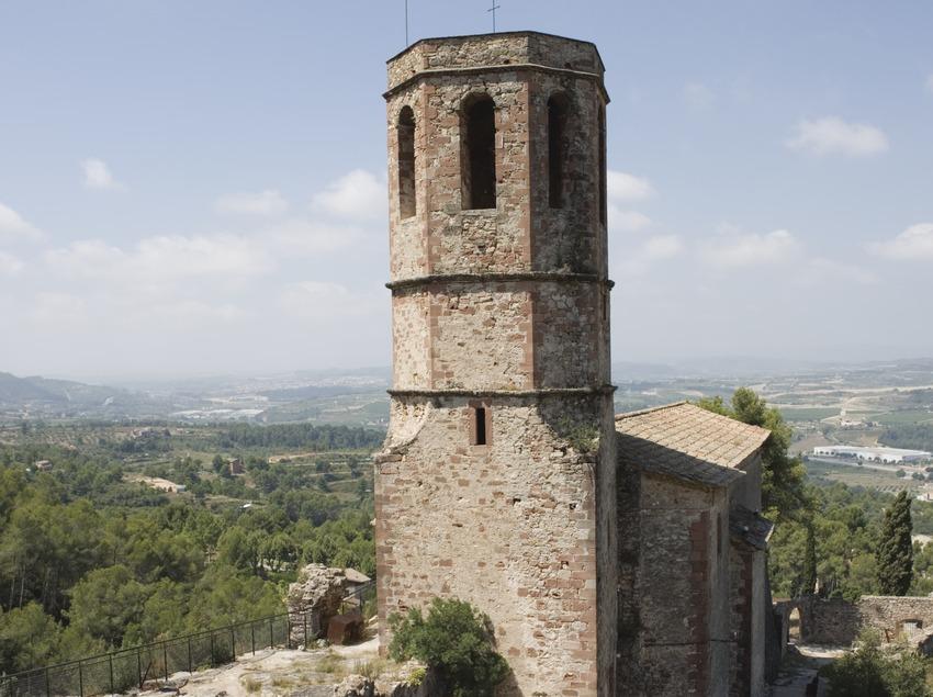 Església de Sant Pere del Castell. (Nano Cañas)