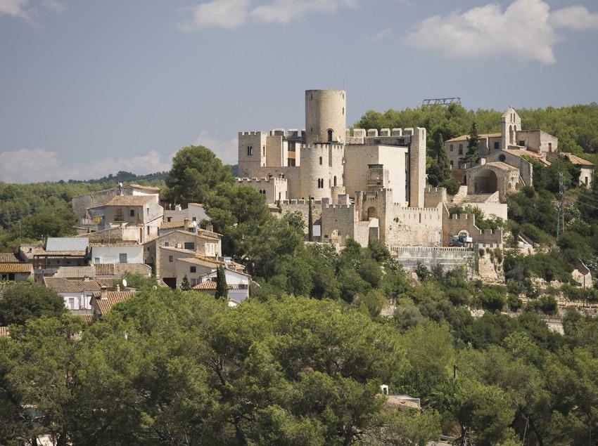 Castell de Castellet. (Nano Cañas)