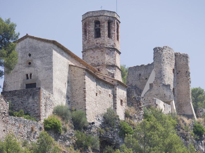 Iglesia de Sant Pere del Castell (Nano Cañas)