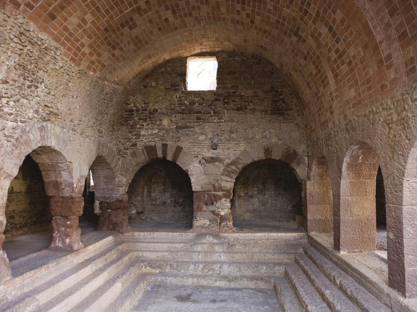 Termas romanas (Nano Cañas)