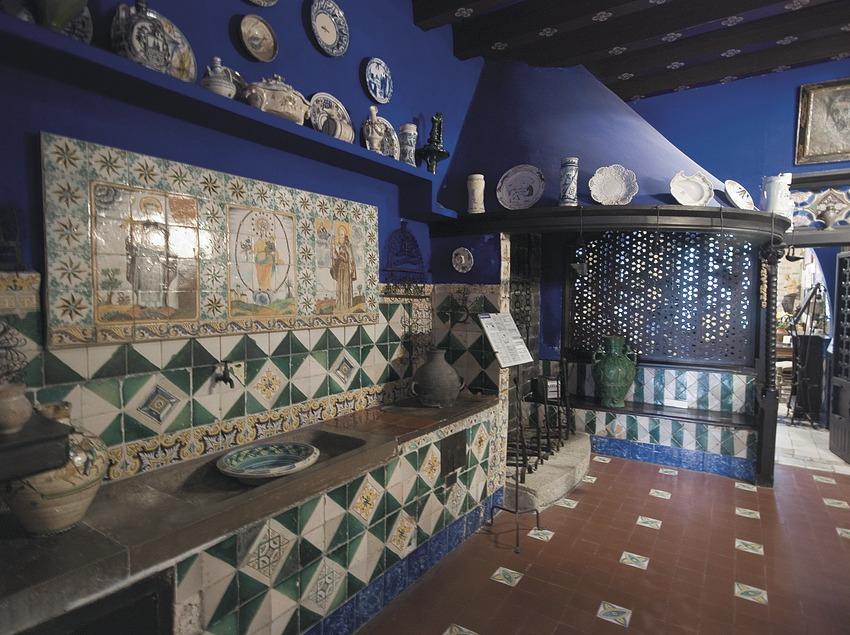 Interior del Museu Cau Ferrat.  (Servicios Editoriales Georama)