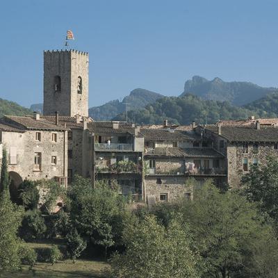 Vista del centre històric