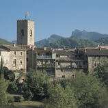 Vista del centre històric  (Servicios Editoriales Georama)