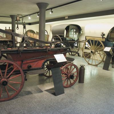 Carruatge del Museu del Traginer. Col·lecció Antoni Ros  (Servicios Editoriales Georama)