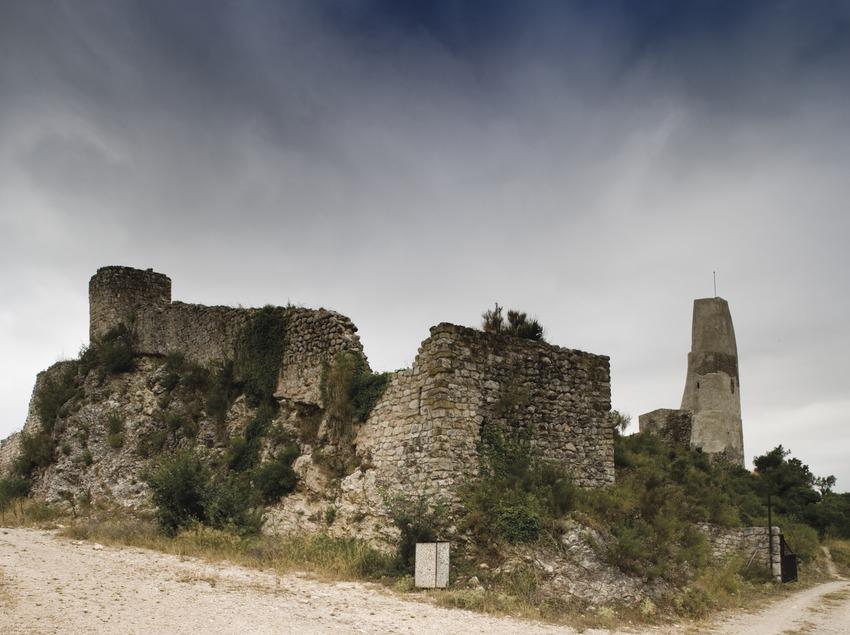 Burg von Subirats (Nano Cañas)