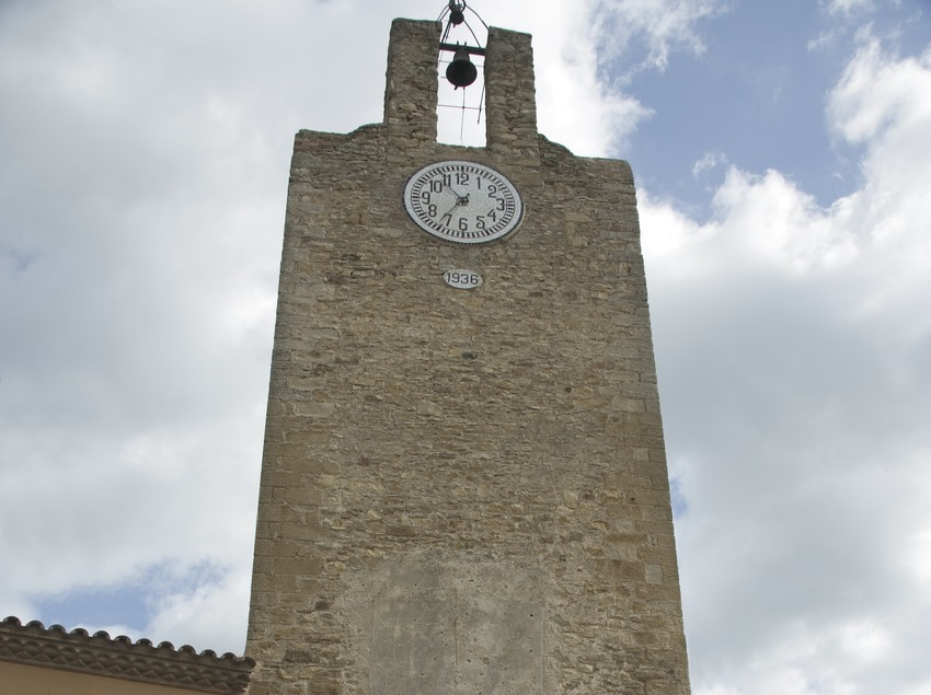 Der Turm Torre de les Hores  (Servicios Editoriales Georama)