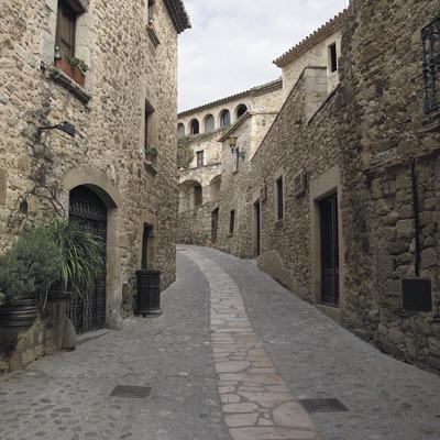 Calle del centro histórico  (Servicios Editoriales Georama)