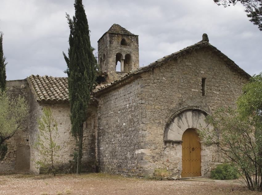 Часовня Святого Бенедикта в Эспьельсе (Nano Cañas)